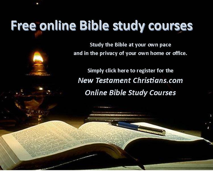 Free Bible Study for beginners and advanced students. Sign ...