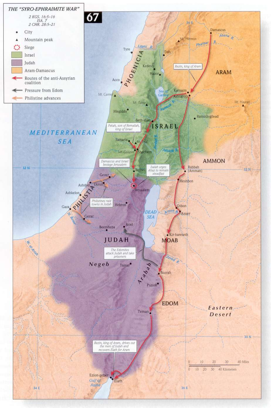 Bible Land Maps | New Testament Christians.Com on israel 700 bc, israel divided, israel home,